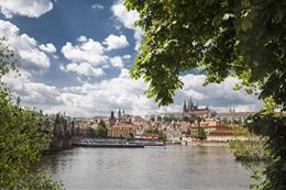 Prague Castle & Canal River Boat Tour - preview image